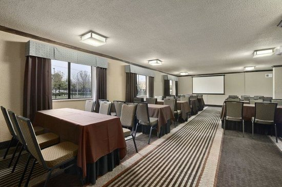 Ramada Houston Intercontinental Airport South: Meeting Room