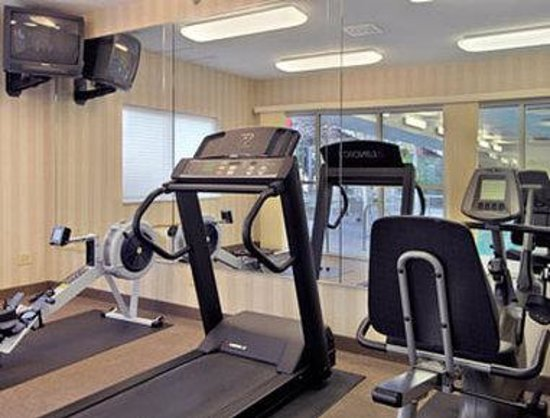 Ramada Limited Suites - Bismarck: Fitness Center