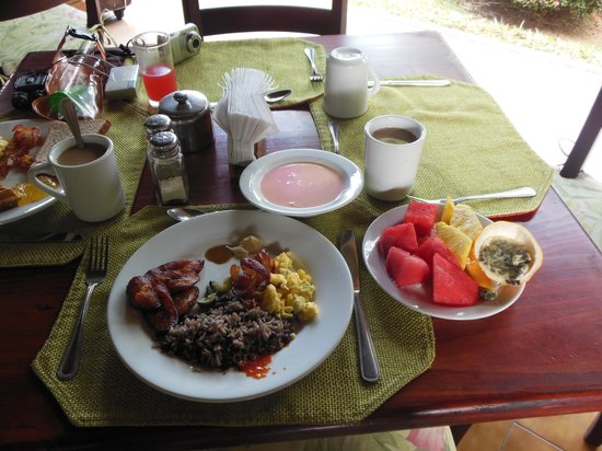 Tilajari Hotel Resort: breakfast