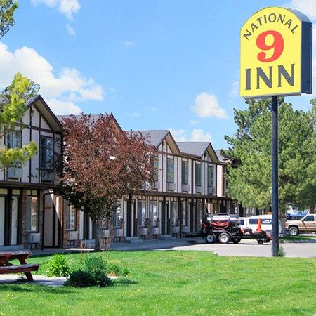 National Inn Price UTExterior