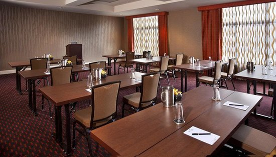 The Paramount Hotel: Meeting Room