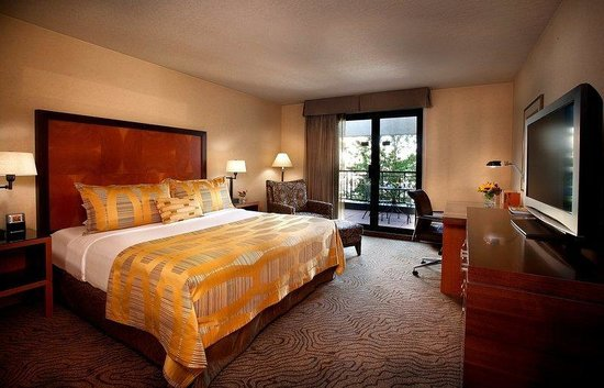 Paramount Hotel: Guest room