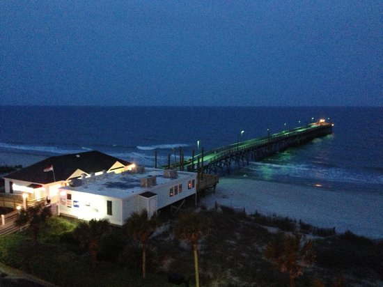 Surfside Beach Resort: View from room