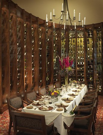 Lake Arrowhead, Californien: Bin Private Dining V
