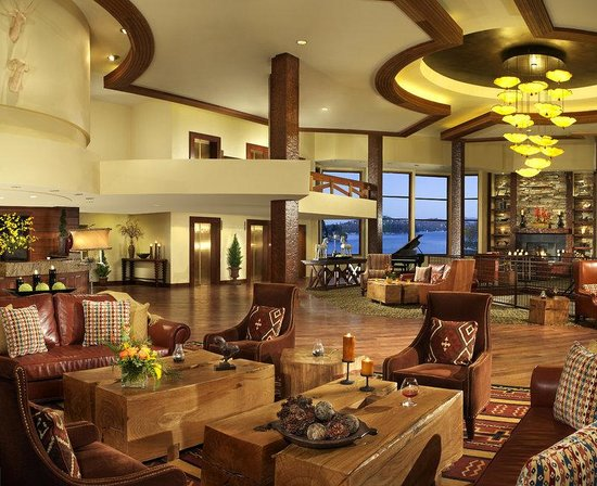 Lake Arrowhead, Californien: Lobby Main