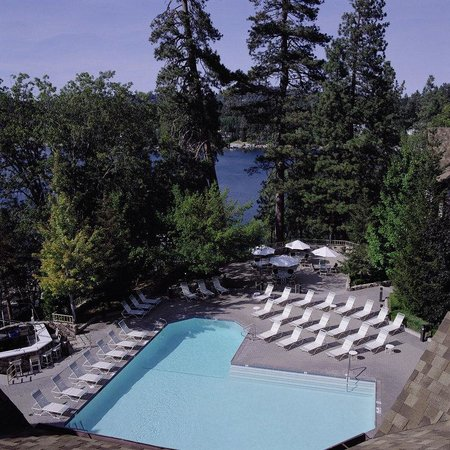 Lake Arrowhead, Kalifornien: Pool