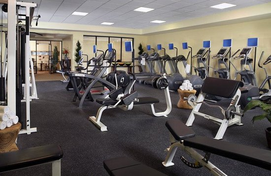 Lake Arrowhead, Kalifornien: Spa Fitness Studio