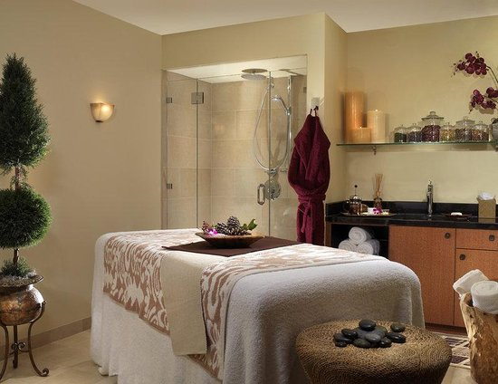 Lake Arrowhead, CA: Spa Treatment Room