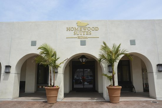 Homewood Suites by Hilton San Diego Airport - Liberty Station: Reception