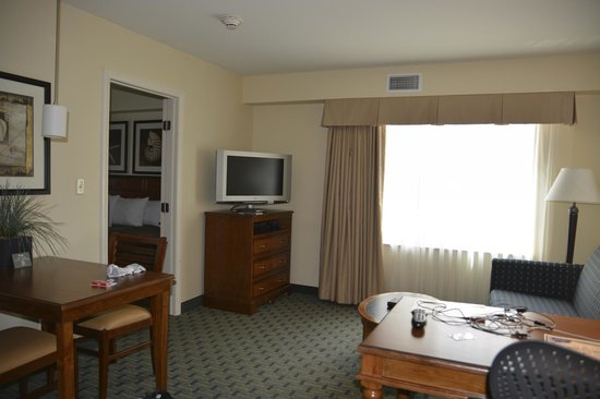Homewood Suites by Hilton San Diego Airport - Liberty Station: Sitting Area