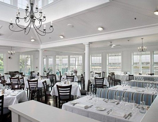 Harbor View Hotel: Dining Room