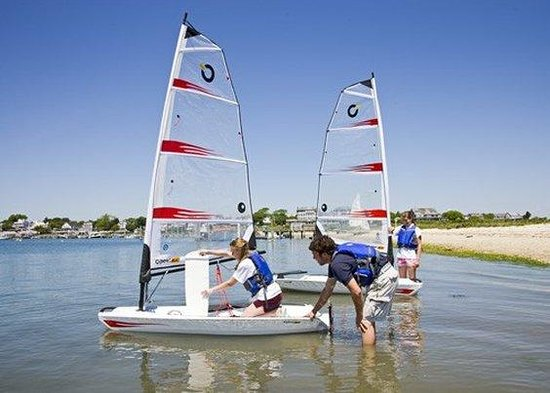 Harbor View Hotel: Wind Surfing