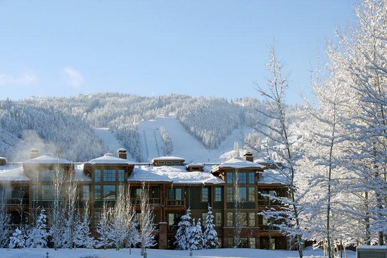 Lodges at Deer Valley: The Lodges Exterior