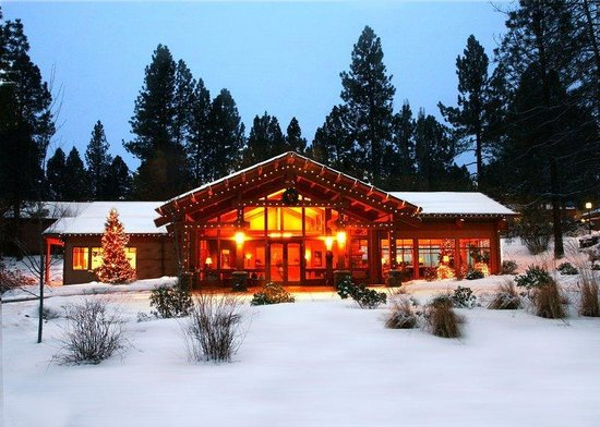 Seventh Mountain Resort: Winter Lodge