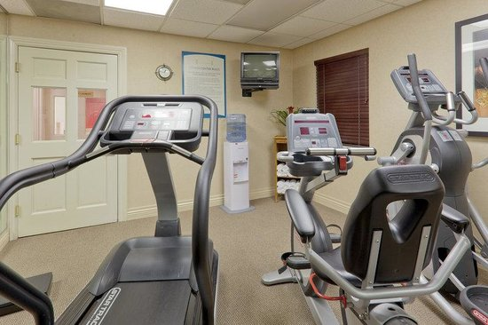 Staybridge Suites San Francisco Airport: Fitness Center