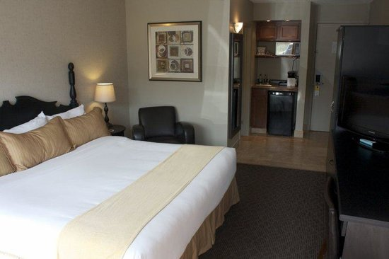 Days Inn Kingston: Extended Suite