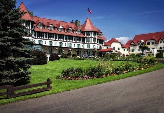 The Algonquin Resort - St. Andrews by-the-Sea: Exterior