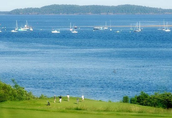 The Algonquin Resort - St. Andrews by-the-Sea: Algonquin Resort Golf Course