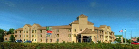 Holiday Inn Express Halifax / Bedford: Exterior Feature