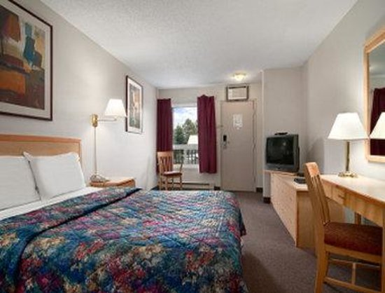 Fernie, Kanada: Standard One King Bed Room