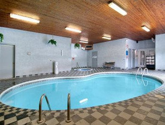Fernie, Kanada: Pool