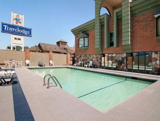 Travelodge Calgary South: Pool