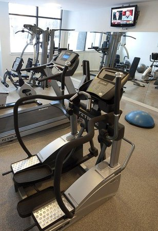 Aava Whistler Hotel: Gym Aavahotel Barker