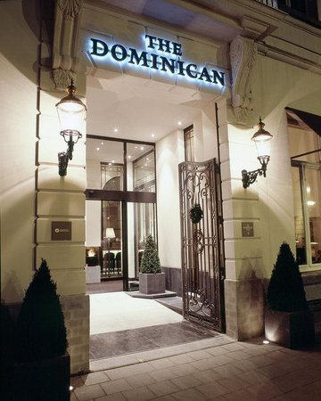 The Dominican: Exterior View