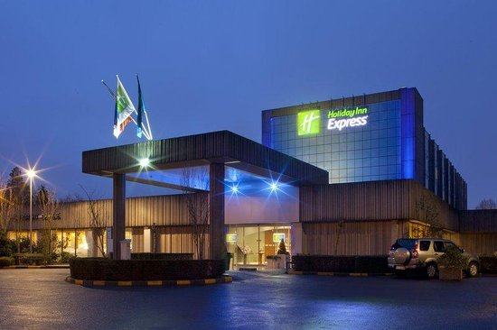 Holiday Inn Express Gent: Holiday Inn Express. Green Key eco-label certified Gent hotel