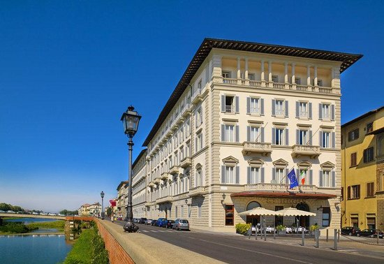 The St. Regis Florence: Exterior