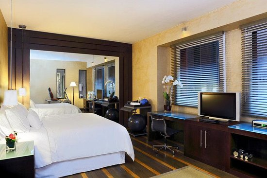 The Westin Palace, Milan: Guest room -WestinWORKOUT®Room