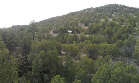 Silver City, NM: The Georgetown Cabins