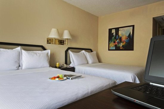 Fiesta Inn Aeropuerto Cuidad de Mexico: New Double