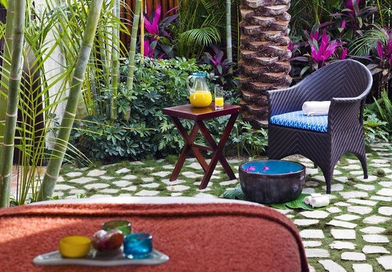 Las Ventanas al Paraiso, A Rosewood Resort: Spa Foot Bath