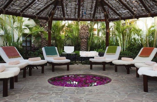 Las Ventanas al Paraiso, A Rosewood Resort: Spa Solarium