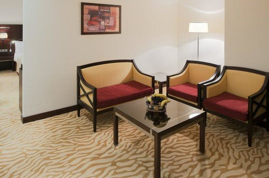 Holiday Inn Riyadh-Olaya: Suite