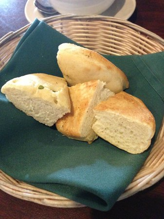 El Cerrito, CA: Complimentary Bread