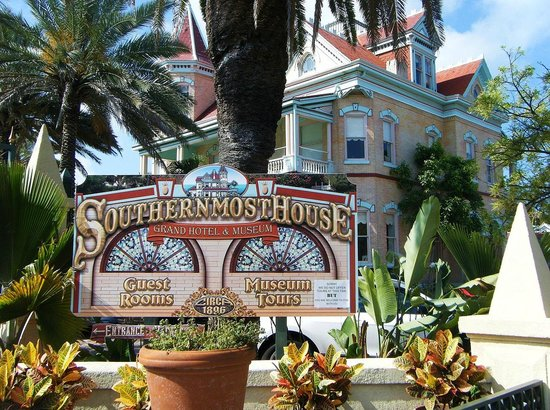 Southernmost Hotel: Southern Most Hotel &amp; Museum