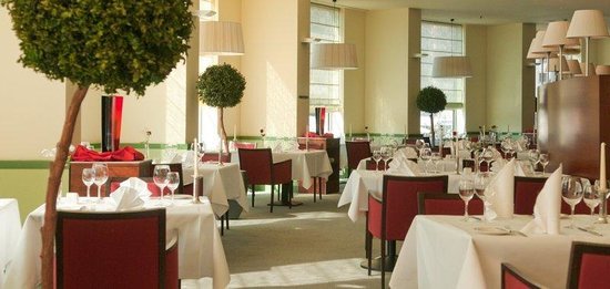 Melia Berlin: Restaurant Cafe Madrid