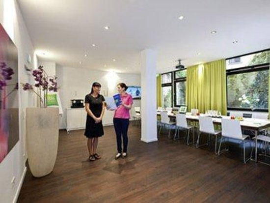 Ibis Styles Frankfurt City: Meeting Room