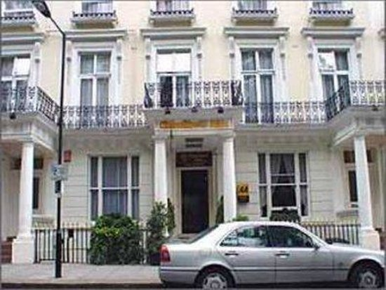 Shaftesbury Premier London Notting Hill: Exterior