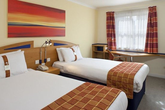 Holiday Inn Express London - Hammersmith: Single Bed Guest Room