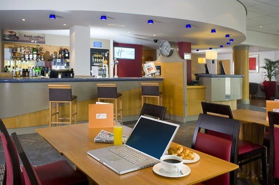 Holiday Inn Express Bath: Free WiFi is available throughout the Bath hotel