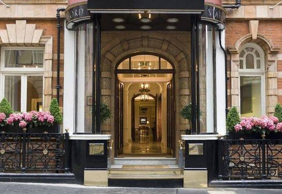 The Stafford London by Kempinski : The Stafford Entrance