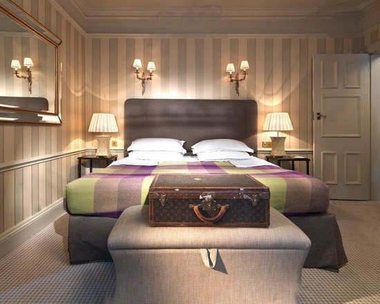 The Stafford London by Kempinski : LONMaste Suite Bedroom New L