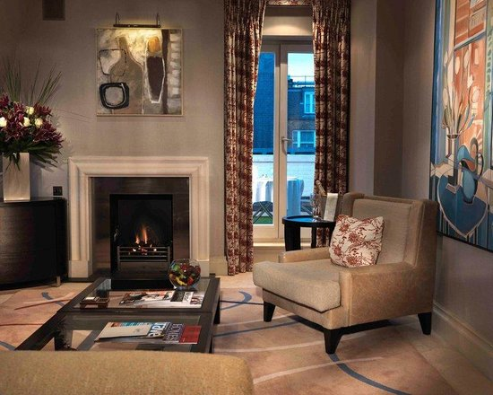 The Stafford London by Kempinski: LONPenthouse Lounge New L