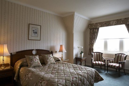 Wych Cross, UK: Deluxe Bedroom With Parkland View
