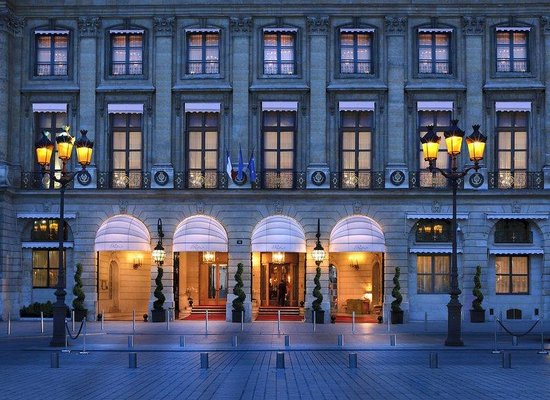 Hotel Ritz Paris: Ritz Paris Exterior