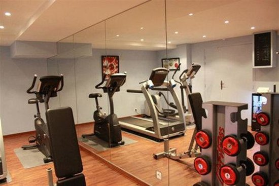Manoir de la Poterie : Fitness Center
