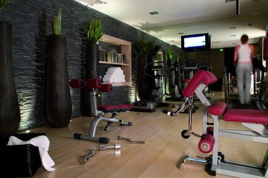 Champs Elysees Plaza Hotel: Health Club